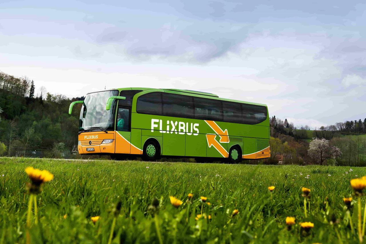 автобусный перевозчик Flixbus