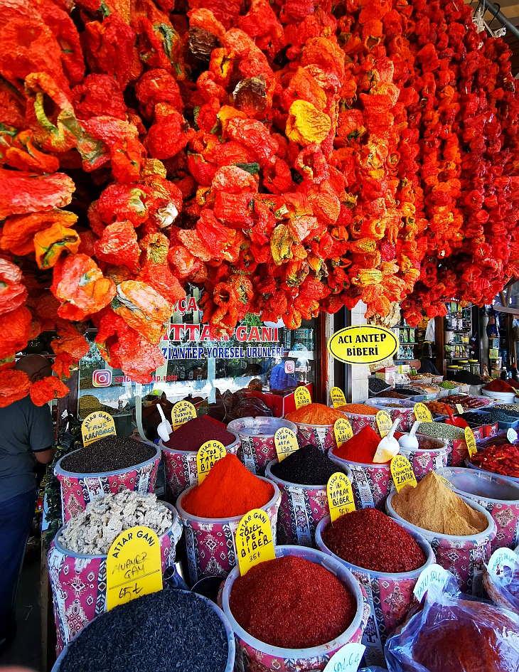 Рынок специй в Газиантепе