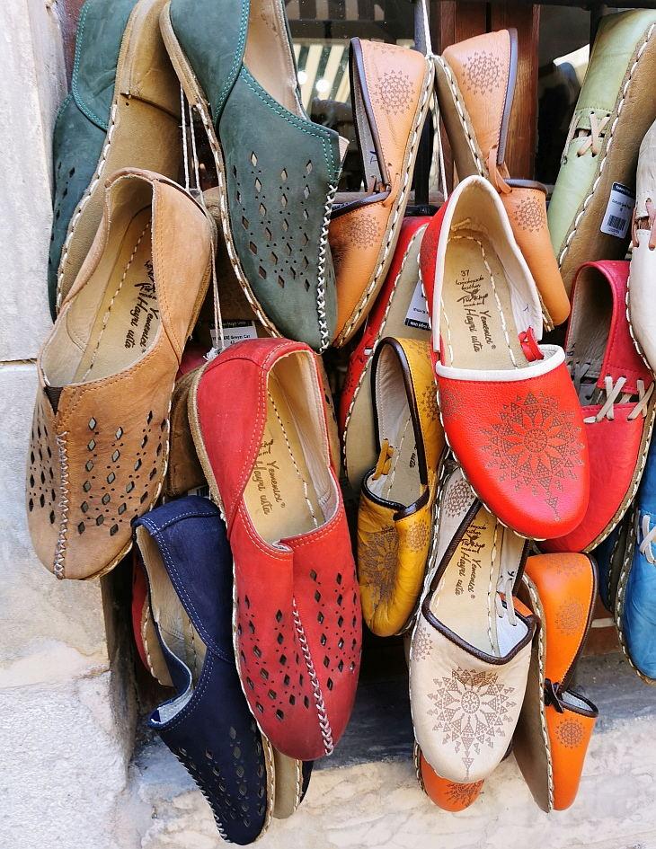 Обувь йемени