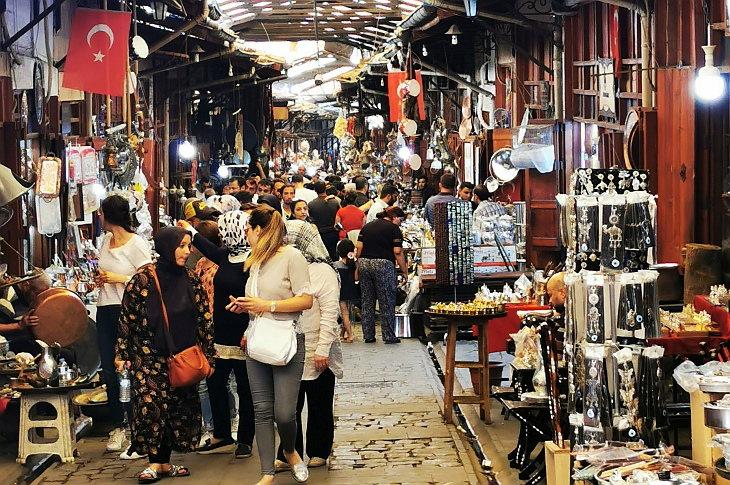 Рынок медников в Газиантепе