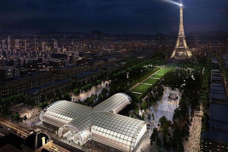 Гран-Пале-Эфемер появится в Париже в 2021 году