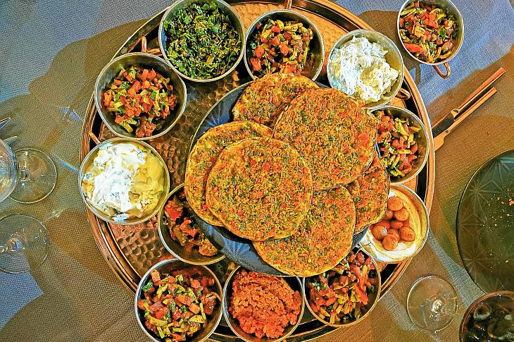 Рестораны Газиантепа