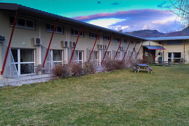 В отеле Le Cap (Inter Hotel)