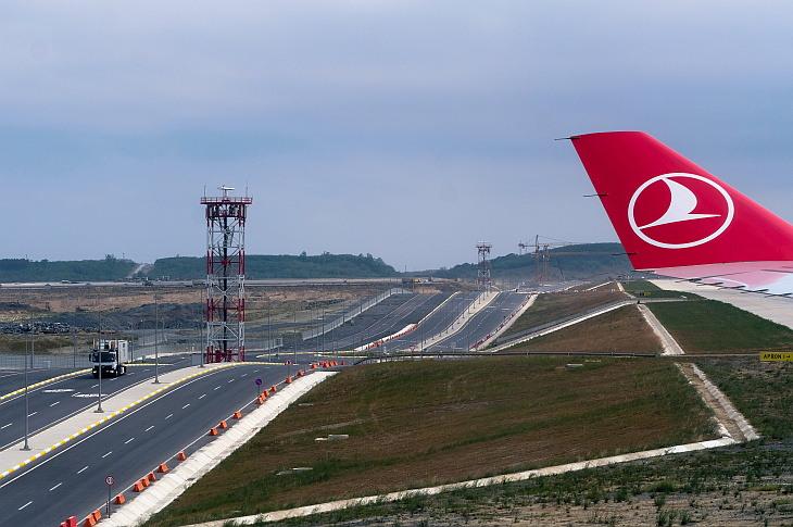 Аэропорт Стамбул – как доехать в город