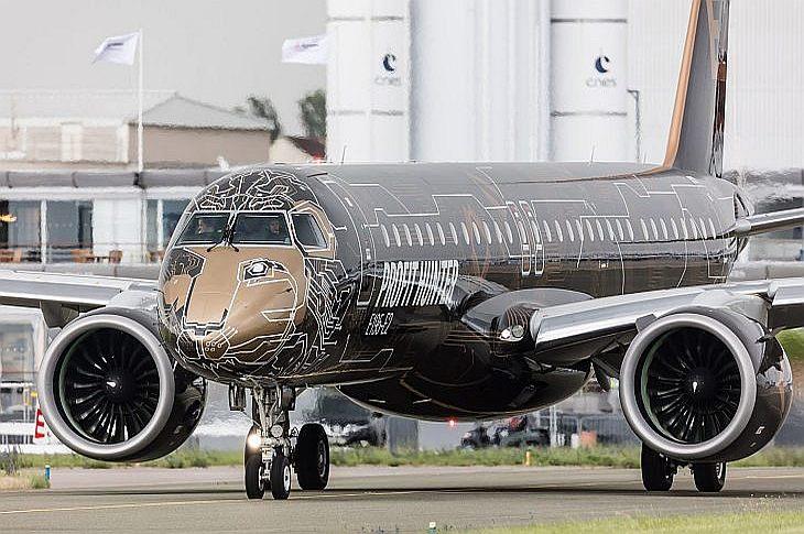 Embraer E195 E2 Технолев