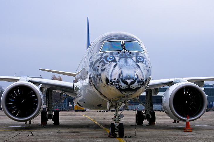 «Снежный барс» и другие хищники из семейства Embraer E-Jet E2