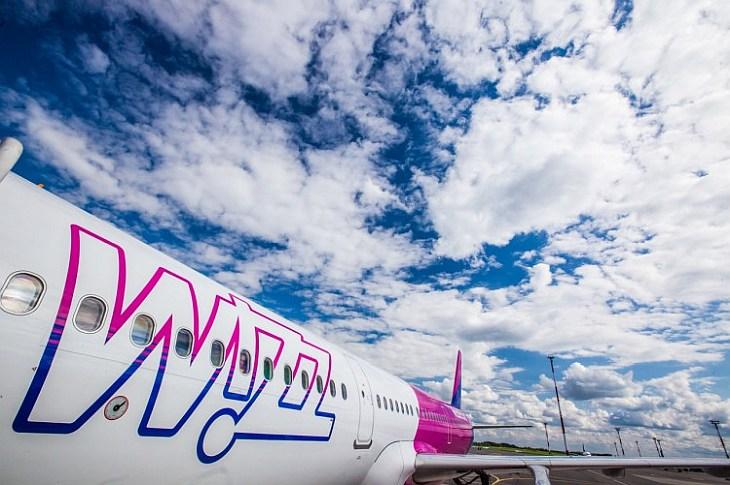 Wizz Air начала продажу билетов зимний сезон 2021-2022 г.г.