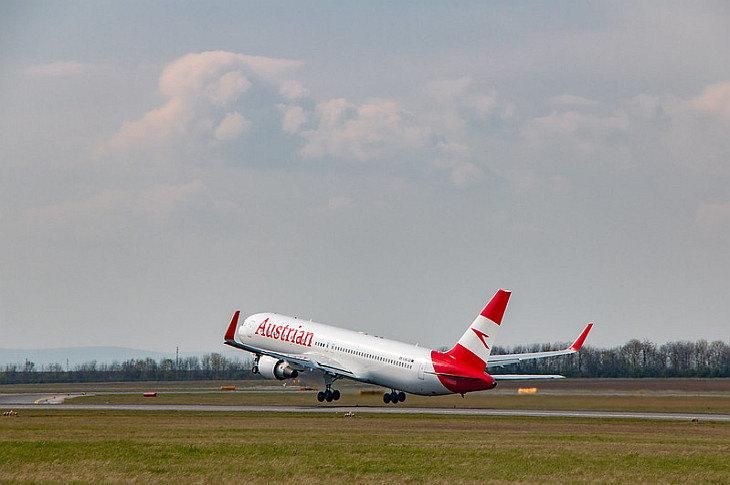 Летнее расписание Austrian Airlines