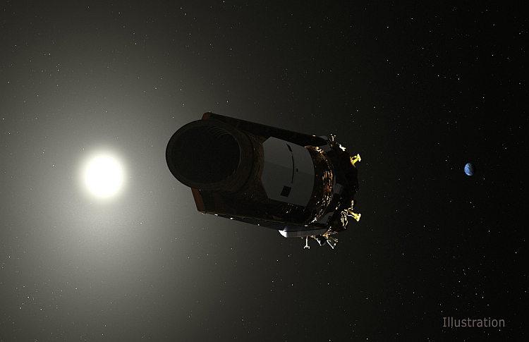 """Космический телескоп """"Кеплер"""""""