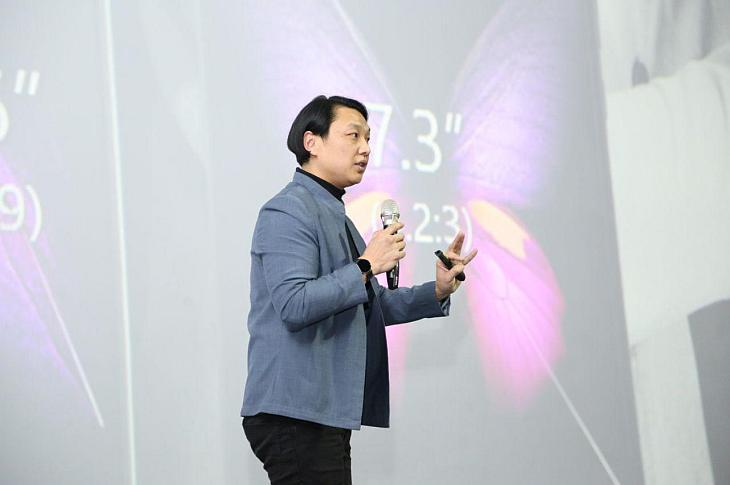 Презентация смартфона