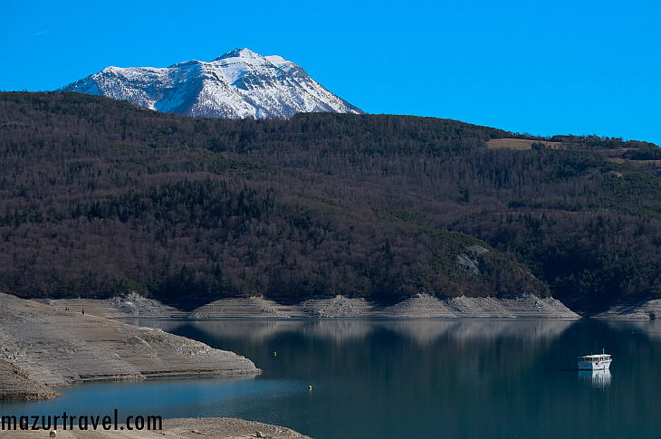 Озеро Сер-Понсон – что посмотреть, где побывать