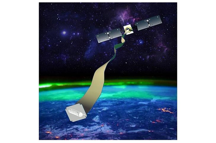 Космический мусор поможет убрать «Лента-терминатор»