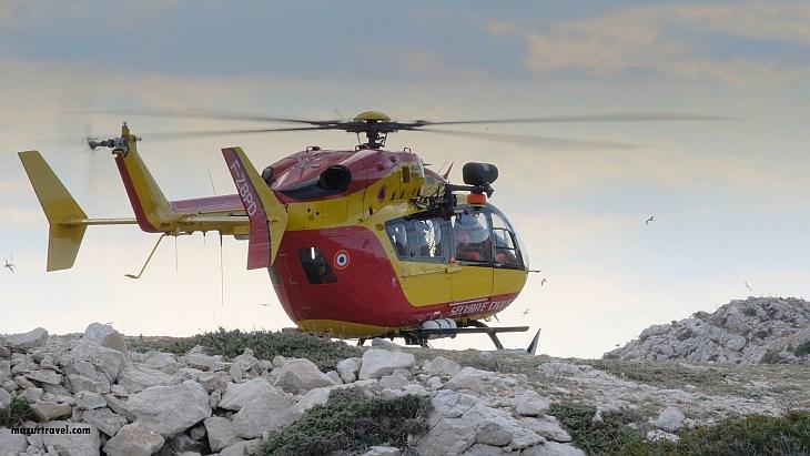 вертолет спасательной службы