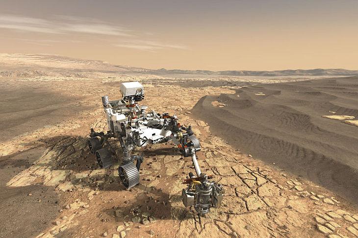 Миссия Mars 2020