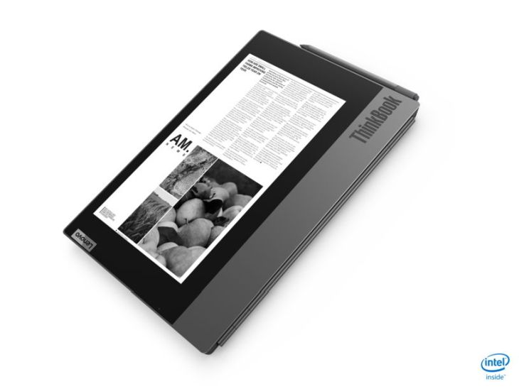 Внешний E-Ink экран