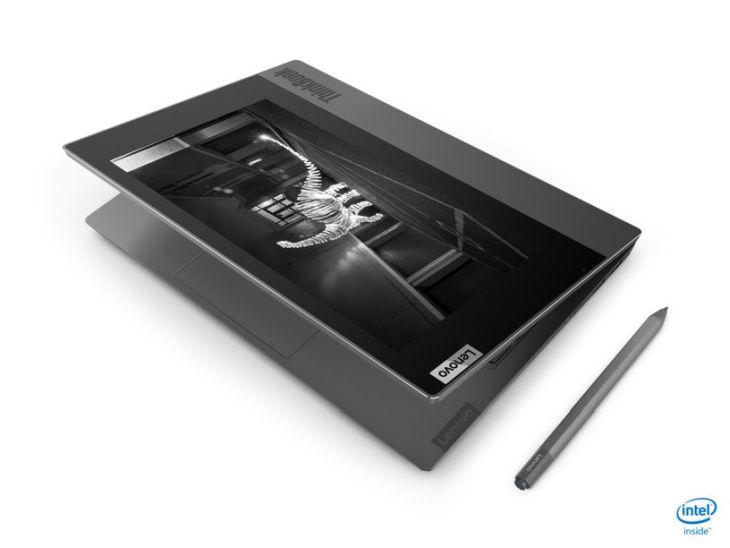 ноутбук с дополнительным экраном
