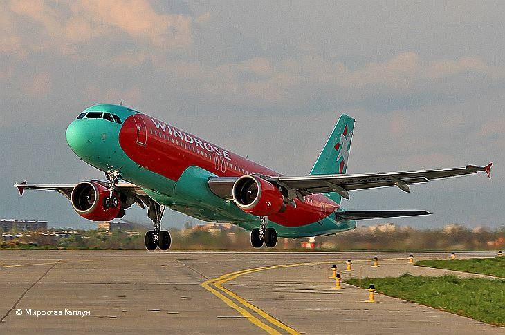 Авиакомпания WINDROSE будет будет выполнять рейсы в Загреб
