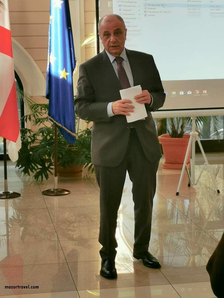 Теймураз Шарашенидзе