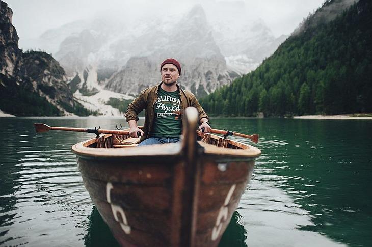 Тревел-фотограф Александр Ладанивский — никогда не смотрю чужие снимки