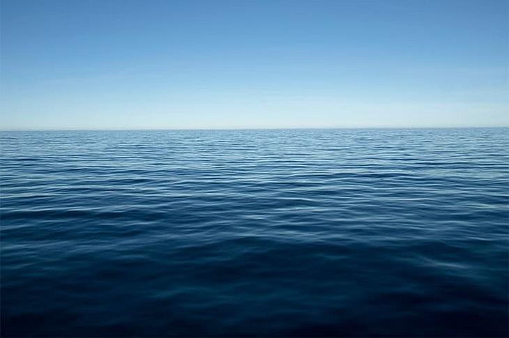 Точка Немо – самое странное и чистое место в океане