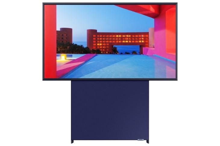 QLED 8K и интерьерные телевизоры
