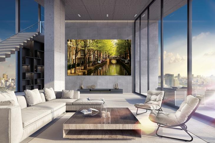 Новые QLED 8K и интерьерные телевизоры на Samsung Forum 2020