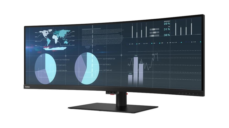 монитор ThinkVision P44w