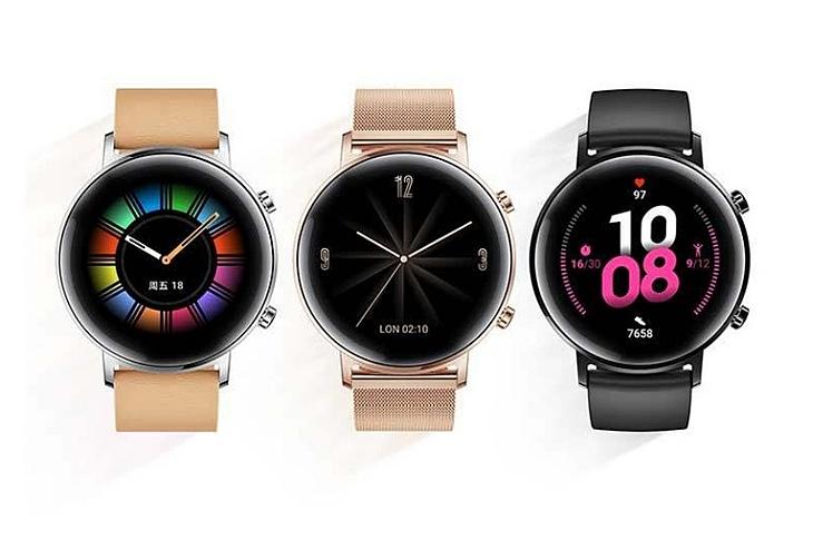 Смарт-часы Huawei Watch GT 2 теперь следят за дыхательной системой
