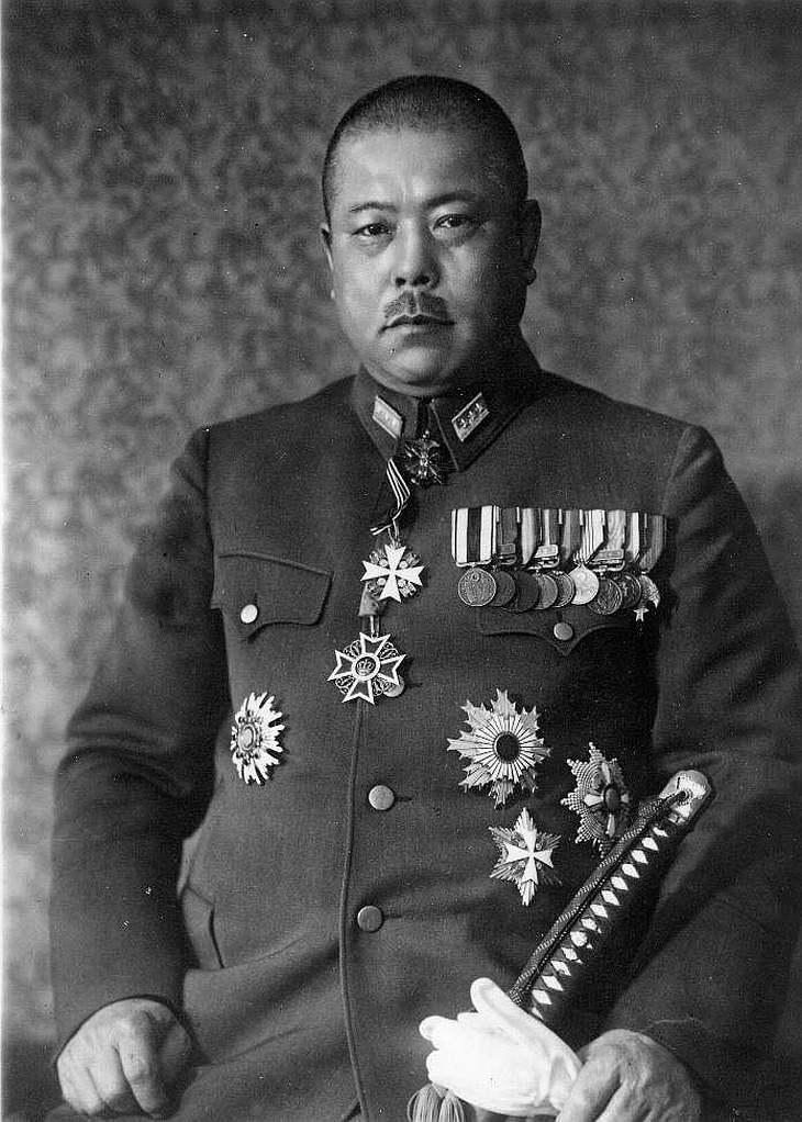 Генерал Томоюки Ямасита