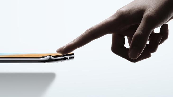 Дисплей Huawei Quad-curve Overflow