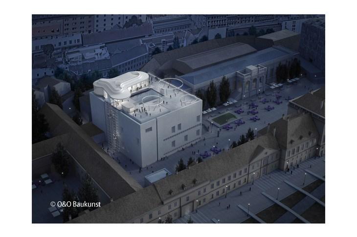 Обзорная площадка MQ Terrasse откроется в Вене