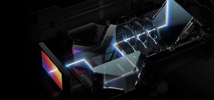 Оптическая система P40 Pro+