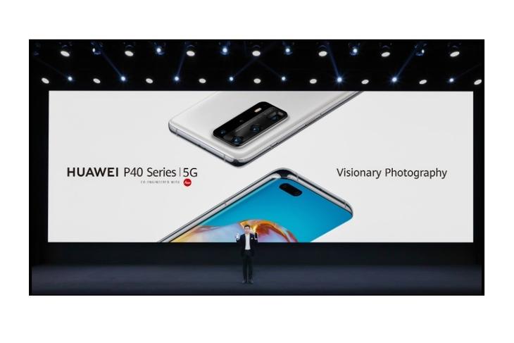 Смартфоны Huawei P40