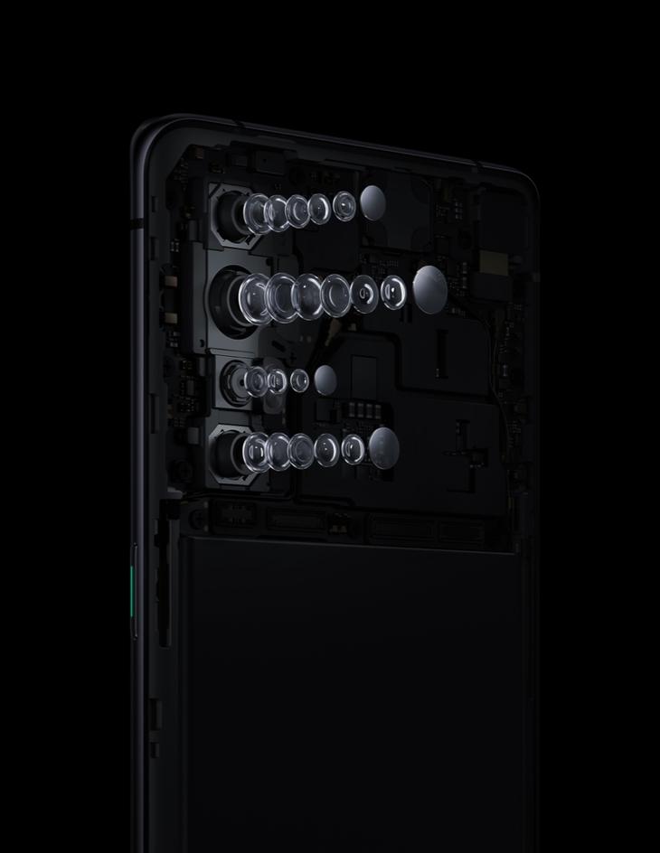 Оптическая система смартфона Reno 3