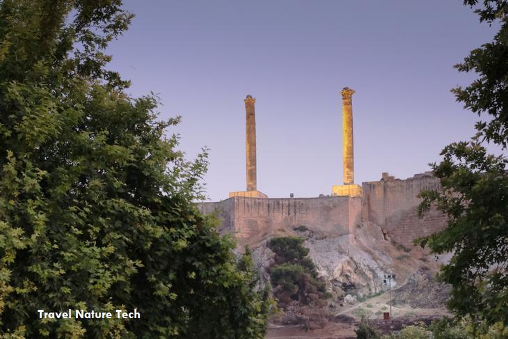 Крепость в Шанлыурфа