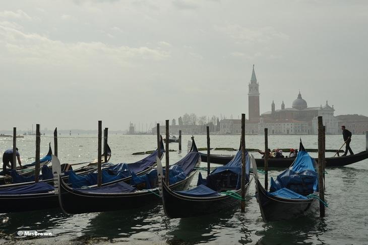 Карантин в Венеции