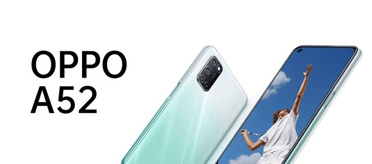 Смартфоны Oppo A 52