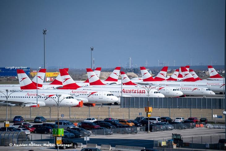 Austrian Airlines возобновляет полеты