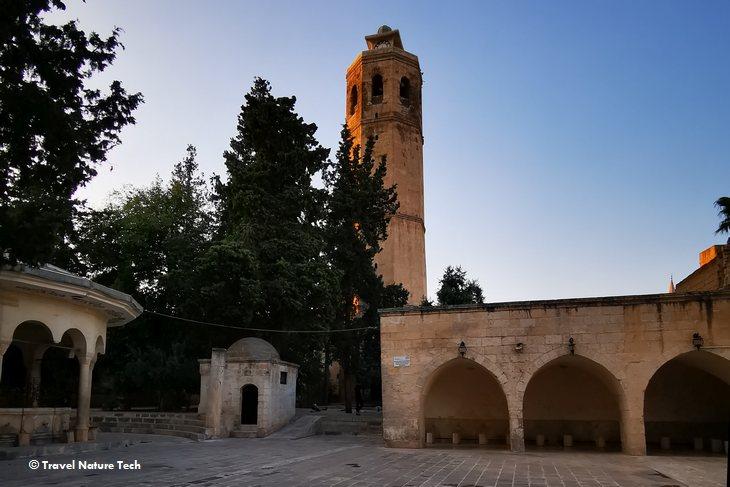 Мечеть Улу в Шанлыурфа
