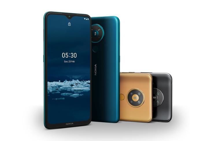 Смартфон Nokia 5.3 стал доступен в Украине