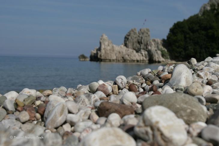 Пляж Олимпос