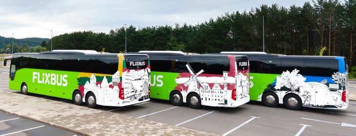 Flixbus из Киева