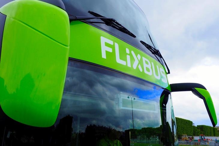 Flixbus открывает линию Затока-Ясиня