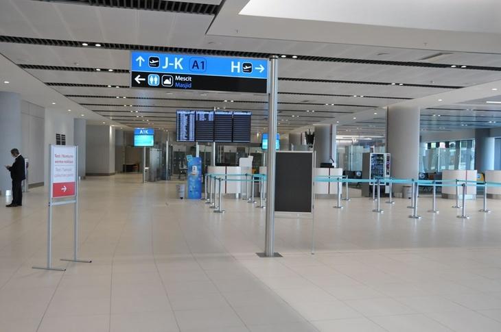 Новый аэропорт Стамбул