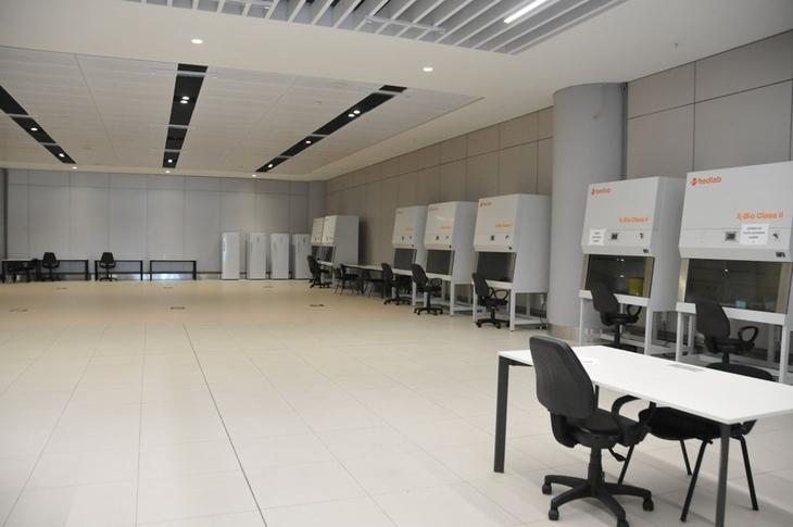 Центр тестирования на Covid-19