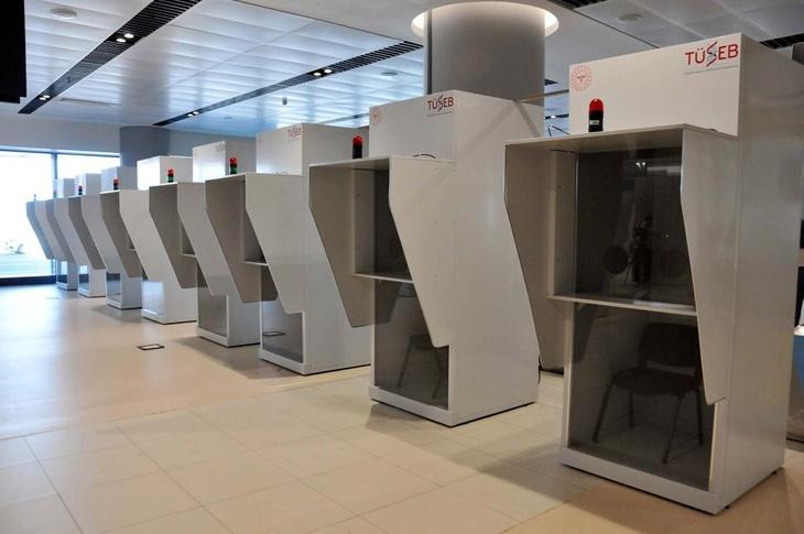 Новый аэропорт Стамбула получил центр тестирования на Covid-19
