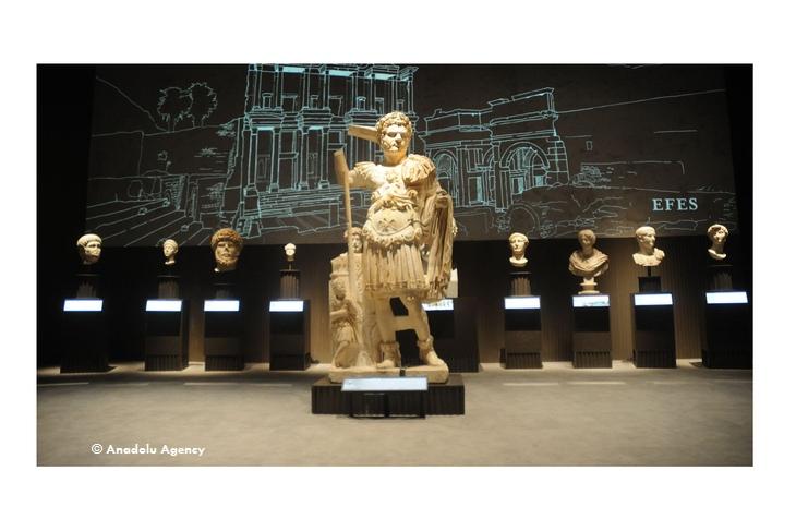 Открылся музей в аэропорту Стамбул
