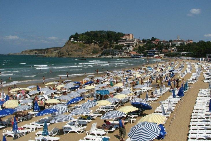 Пляж Кийлос