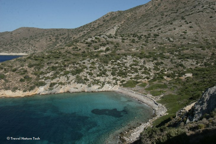 Пляж возле Книдоса