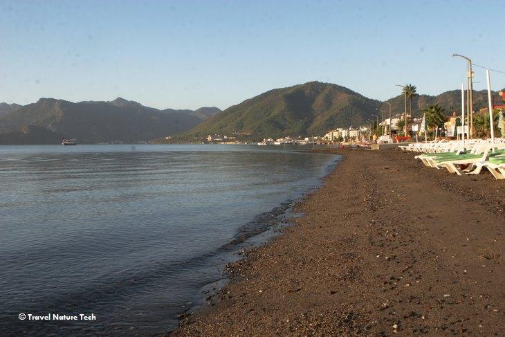 Пляж Мармариса